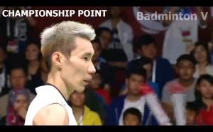 2015 World Championships FINAL | CHEN Long vs LEE Chong Wei | CHAMPIONSHIP POINT