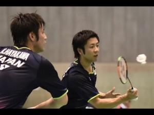 SF Yonex Japan Open 2015 Fu Haifeng/ Zhang Nan vs Hiroyuki Endo/ Kenichi Hayakawa
